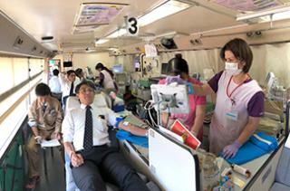 献血活動3