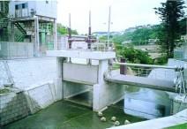 金城ダム除塵設備工事
