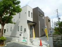 西崎モデルハウスA棟
