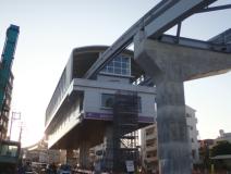 モノレール前田駅