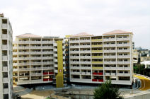久場川市営住宅第2期建替工事(建築1工区)