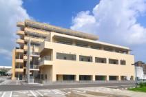 沖縄県立中部病院新棟増築工事