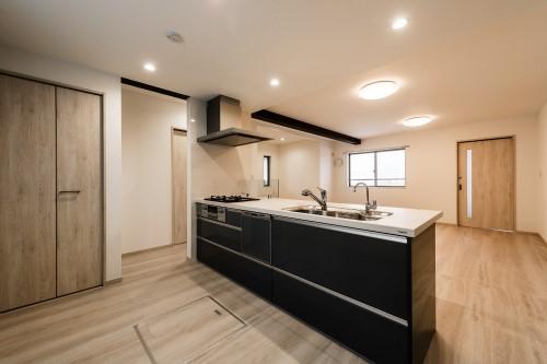 52 2階キッチン02